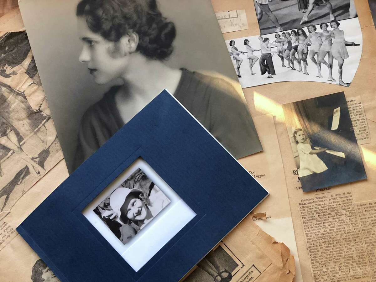 Jessica Marcy used her husband's family's collection of photographs and newspaper clippings to create a create a digital scrapbook for him and other members of his family. (Photo: Jessica Marcy)
