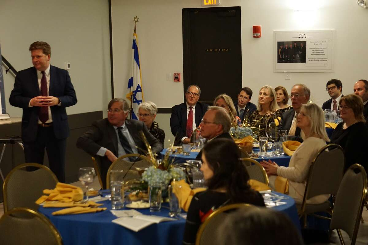 Were you Seen at the Schenectady Jewish Community Center's Robert J. Ludwig Community Service Awards Gala at the Schenectady JCC on Dec. 7, 2019?