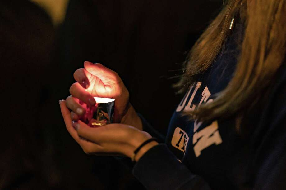 Observances in memory of the Sandy Hook tragedy will take place in Ridgefield on Saturday Dec. 14. Photo: Anthony Kwan / Getty Images / 2019 Getty Images