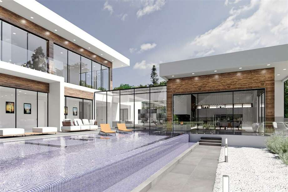 A new exclusive community being built in Cypress will feature ultra-modern, European homes that offer a Hollywood Hills lifestyle in the heart of the suburbs. Photo: Houston Association Of Realtors