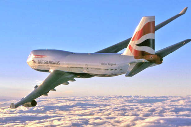 British Airways will use a 747-400 for San Jose flights next year.