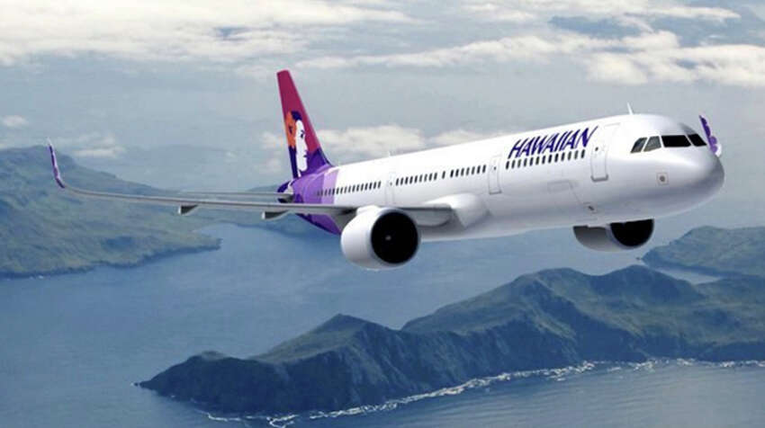 Hawaiian Airlines will use an A321neo for new Las Vegas-Maui flights that start December 15.
