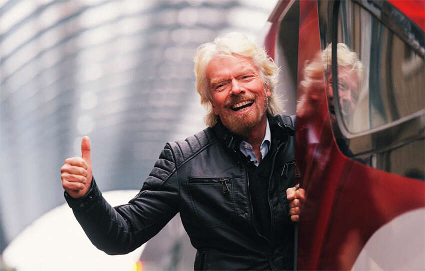 Sir Richard Branson's Virgin Trains USA is moving ahead with plans for high-speed Las Vegas-Los Angeles rail service.