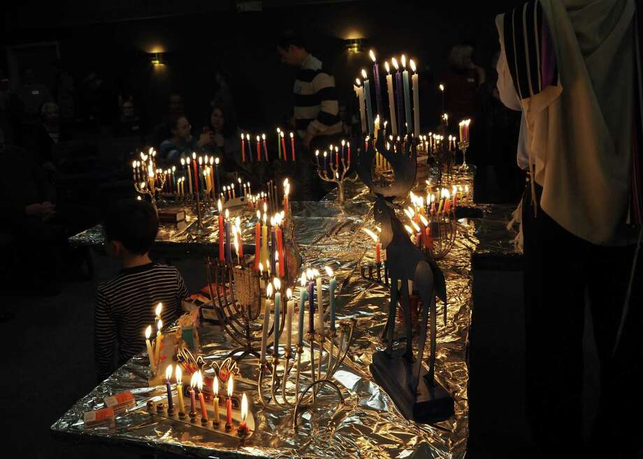 Celebrate Shabbat Pre-Chanukah at Temple Emanuel in Orange on Dec. 20. Photo: Contributed Photo