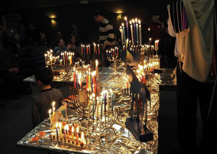Temple Emanuel, 150 Derby Ave., Orange will celebrate Shabbat Pre-Chanukah Friday, Dec. 20, at 6 p.m. Photo: Contributed Photo