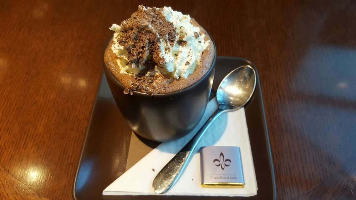 Fran's Chocolates serves up gorgeously luscious mugs and drinking chocolate in downtown Seattle, Georgetown, Bellevue and within the University District.