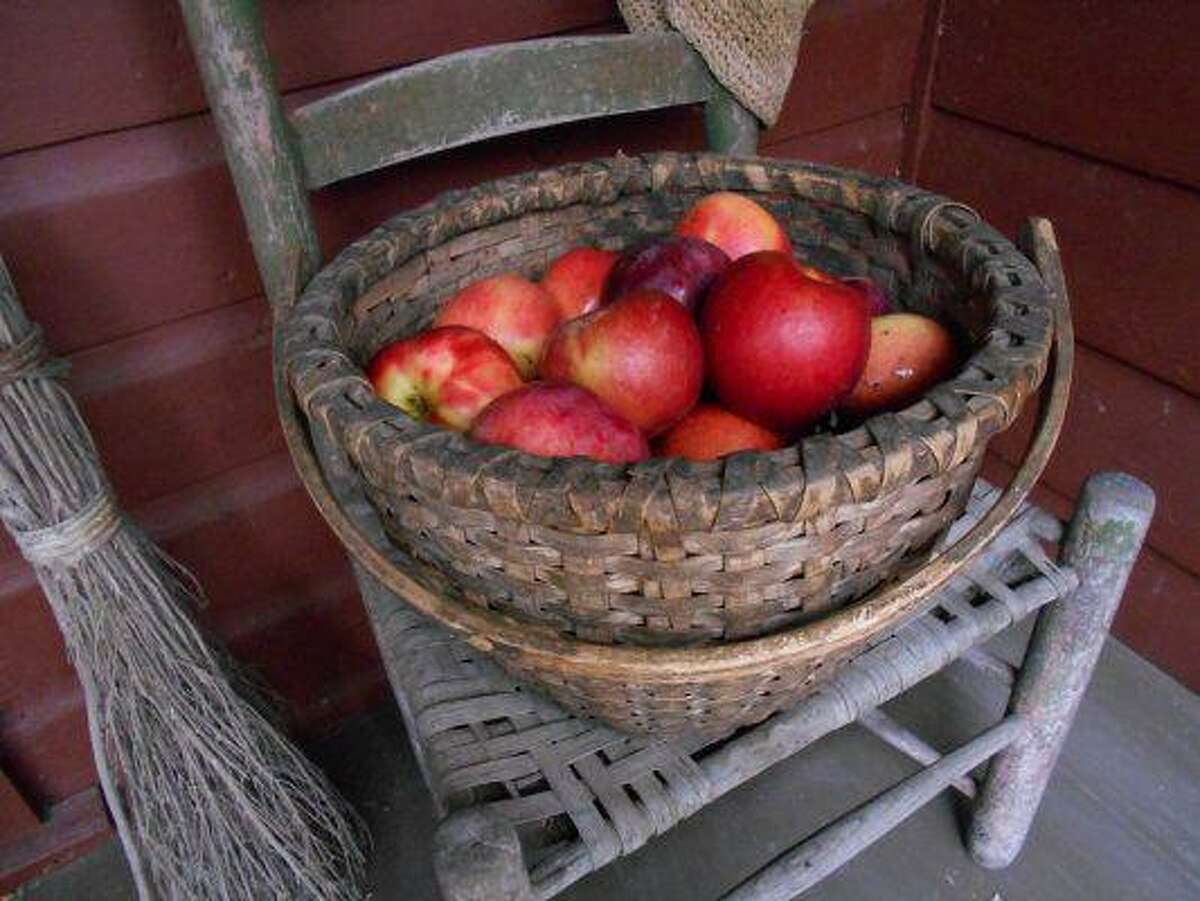 Colonial apples will be the focus of The Colonial Cookery and Customs for Kids program at the Wilton Historical Society Dec. 28.