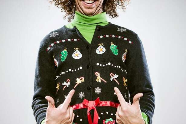 Houston Towne Lake's ugly sweater party happens this year Dec. 21.