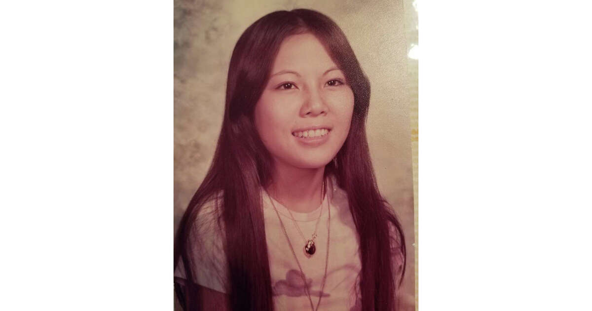 Forty-three years after a man walking his dog found the remains of a girl near San Francisco's Lake Merced, 14-year-old Judy Gifford, pictured, has been identified as the victim of a decades-long unsolved homicide, San Francisco Police announced Thursday.