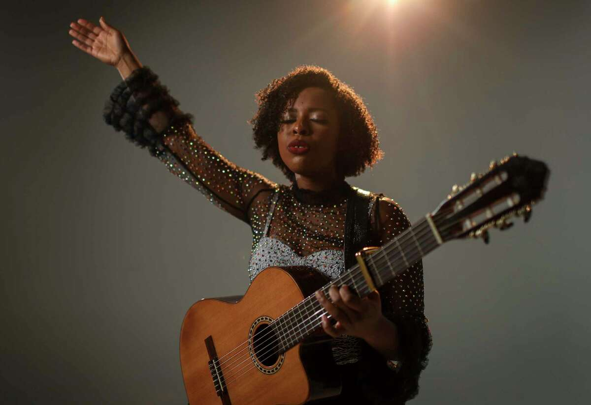 Kristal Cherelle, a Houston-based soul and pop artist, will perform Wednesday at a secret location in Montrose.