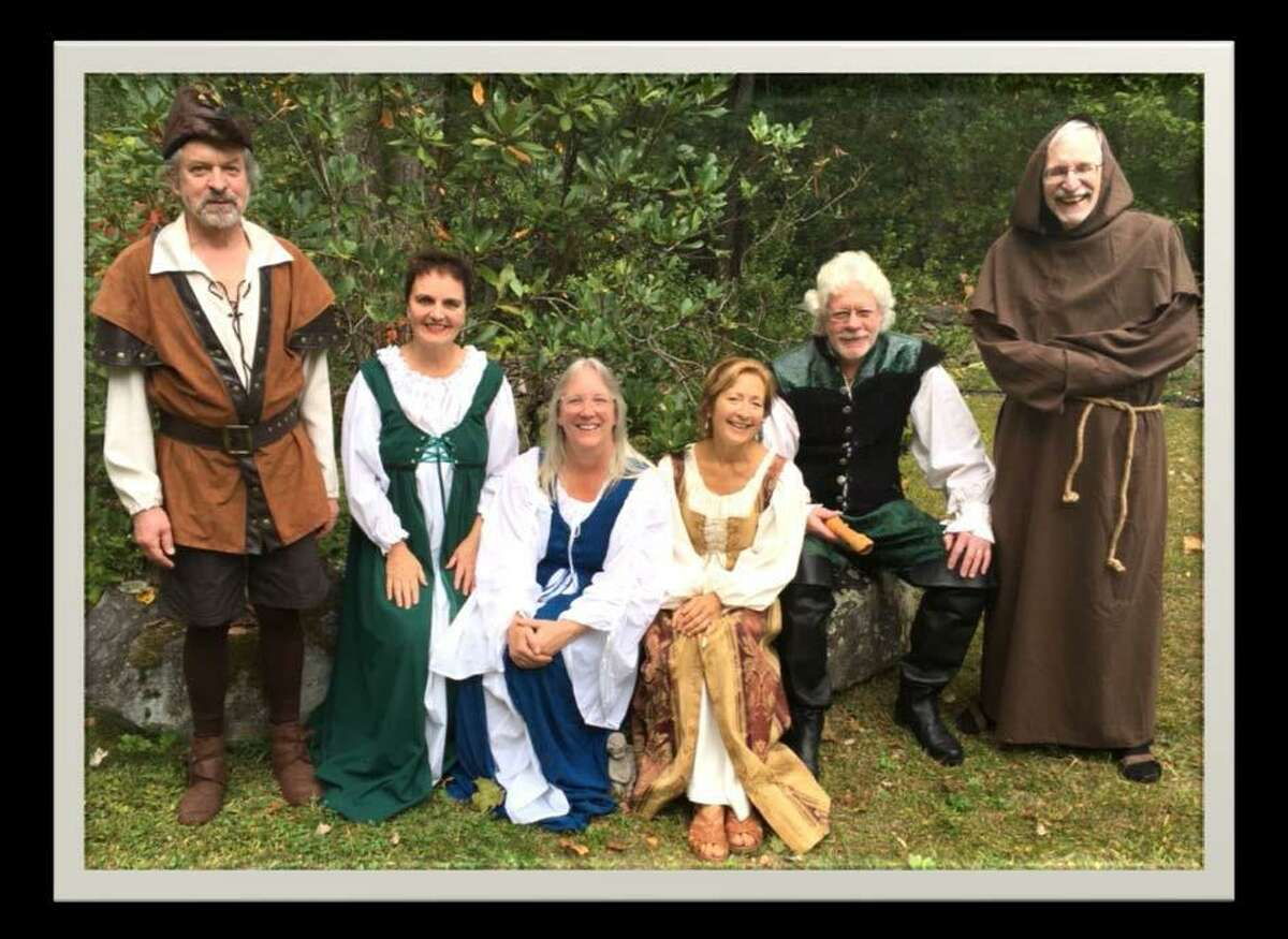 The Greenwoods Consort is performing Sunday at Squire's Tavern in Barkhamsted, part of the historical society's annual holiday celebration.