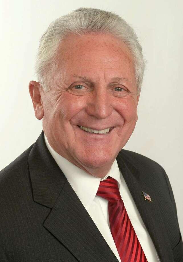 Incumbent, Mayor Harry Rilling, a Democrat, at The Hour offices Thursday, October 19, 2017, in Norwalk, Conn. Photo: Erik Trautmann / Hearst Connecticut Media / Norwalk Hour