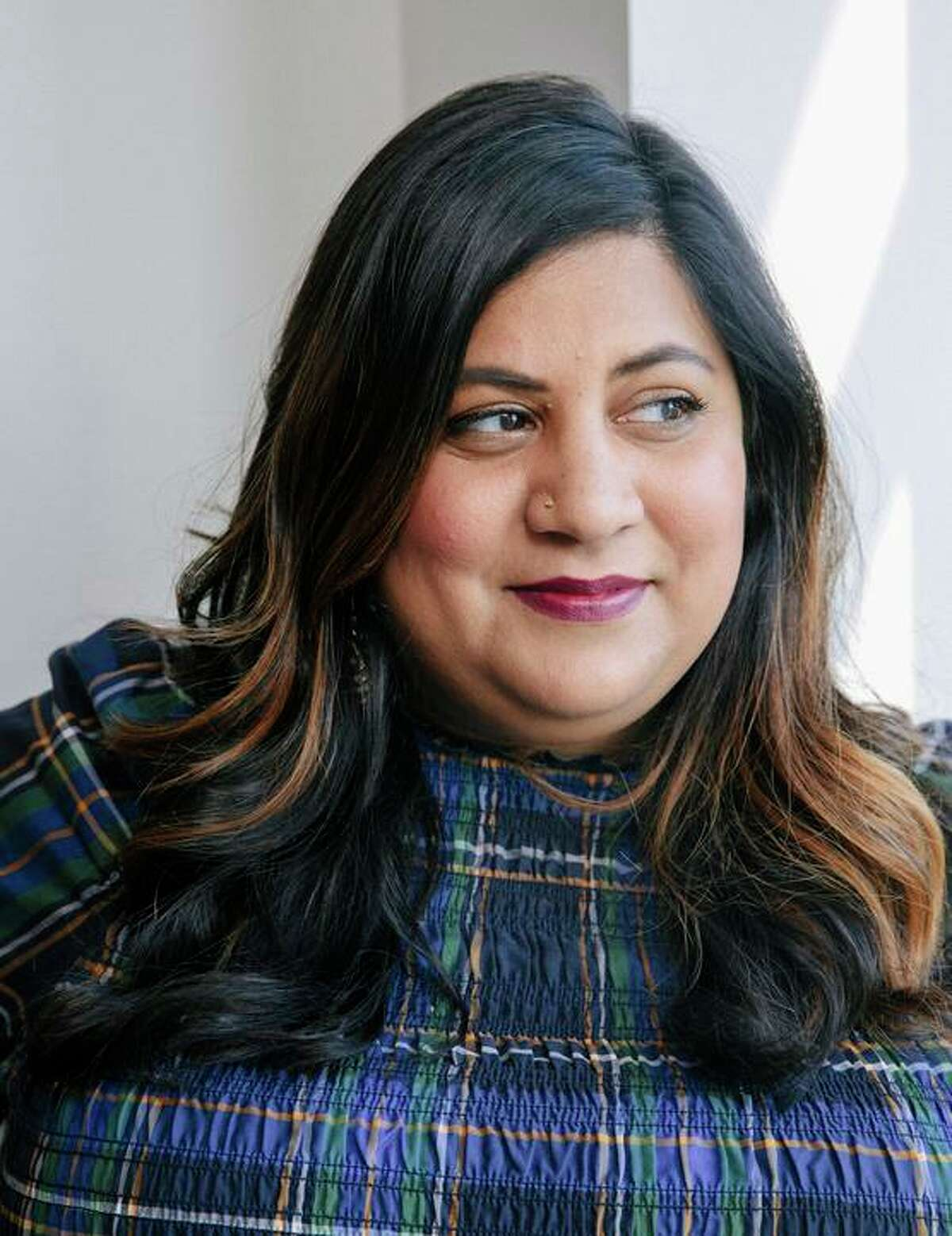 Samhita Mukhopadhyay, former executive editor of Feministing, an independent site that is closing soon.
