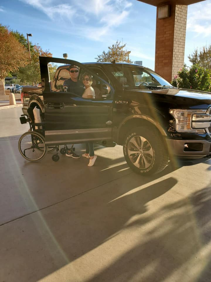 Truck stolen from wounded soldier while rehabbing in San Antonio