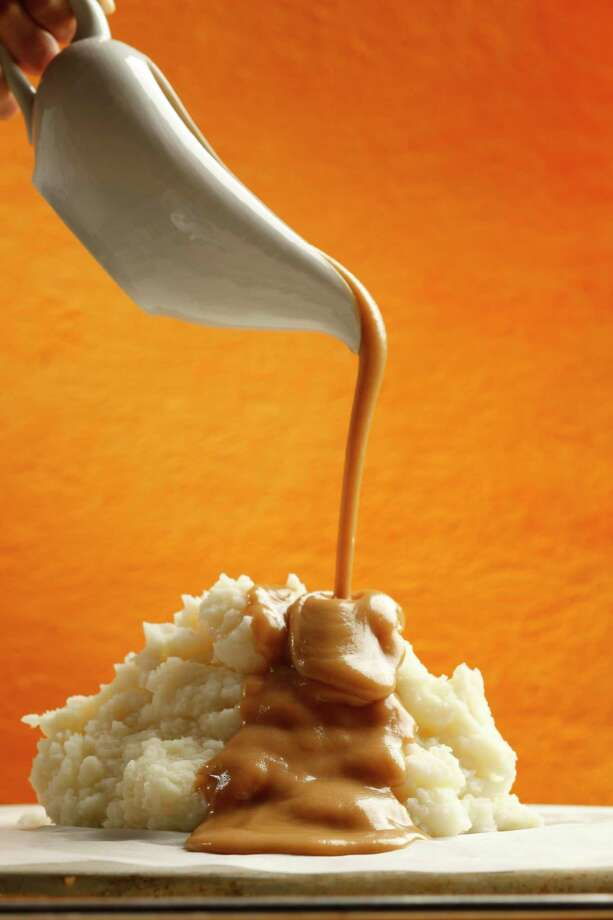 A reader discovered any meal can be salvaged with gravy. Photo: Craig Lee /Special To The Chronicle / ONLINE_YES