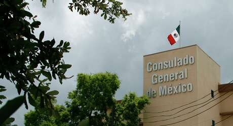The Consulate General of Mexico, shown here in 2007, could move soon. Texas is taking the land where the consulate currently sits in exchange for a state-owned parcel in Westchase to make way for expansion of Interstate 69.