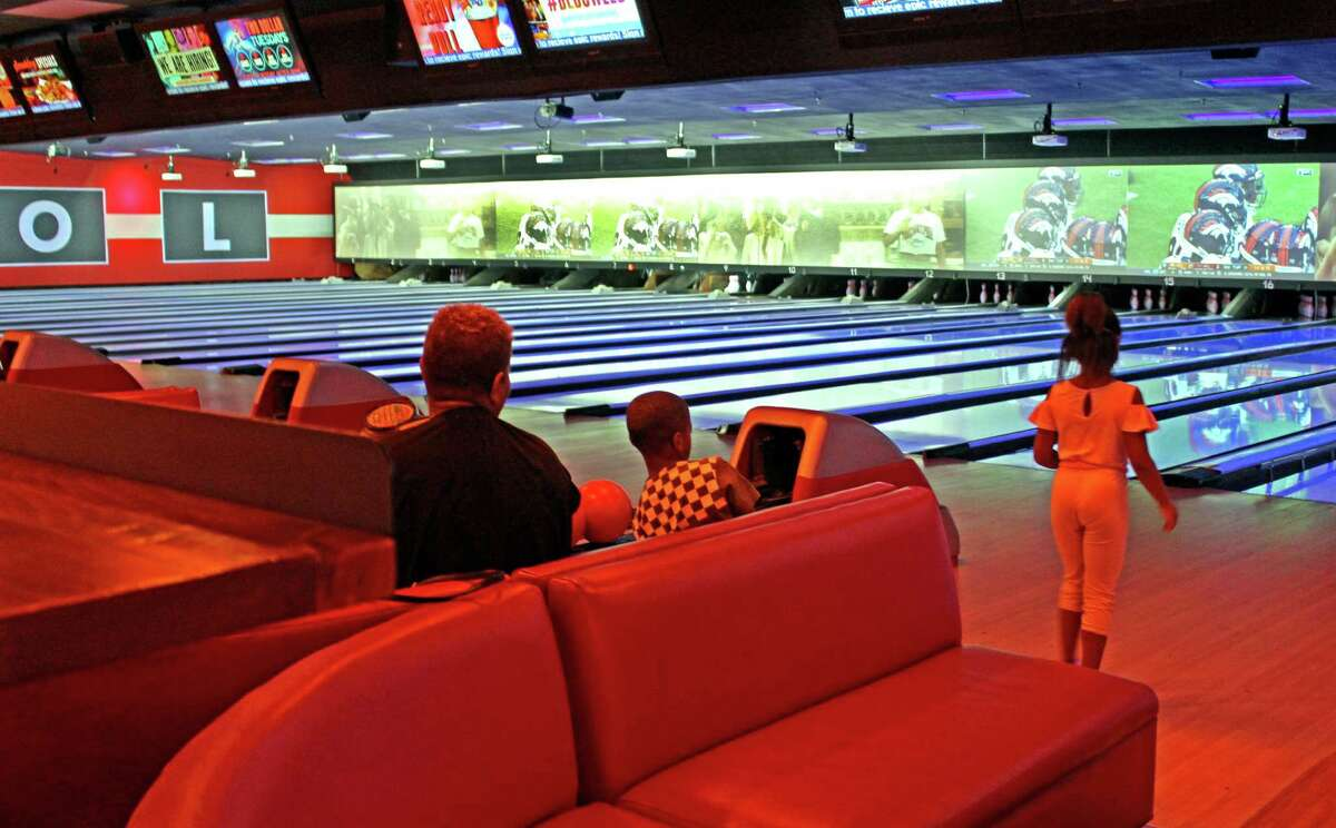 The Bowlero Lanes in Stafford recently unveiled its $1 million upgrade.