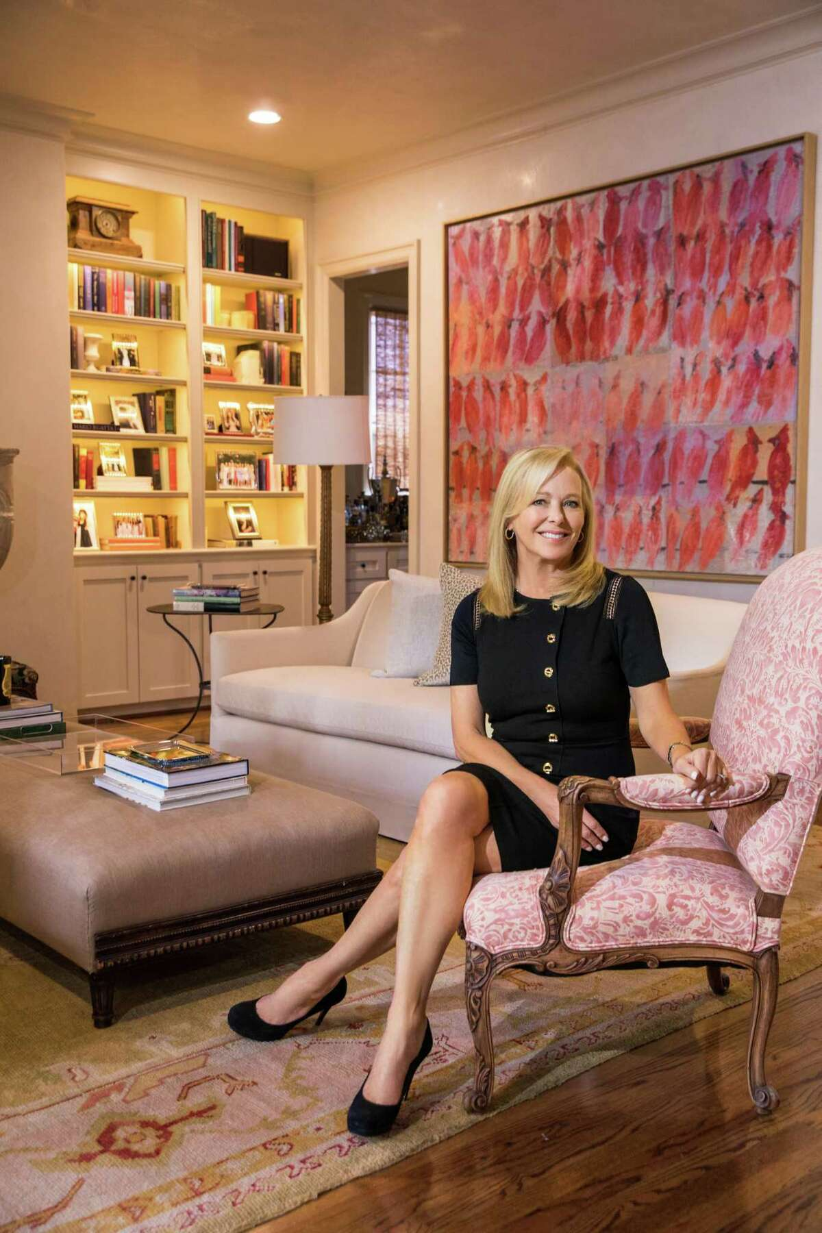 Laura Sweeney, a top Houston real estate agent, has joined Compass from John Daugherty Realtors.Courtesy of Compass