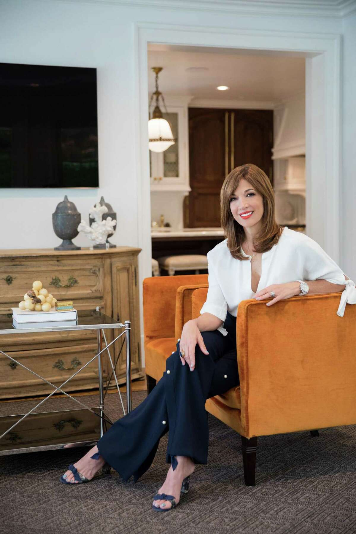Lisa Kornhauser, a top Houston real estate agent, has joined Compass from John Daugherty Realtors.