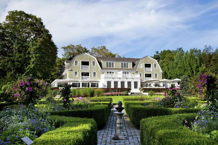 The Mayflower Inn & Spa, Auberge Resorts Collection, in Washington, Connecticut Photo: The Mayflower Inn & Spa, Auberge Resorts Collection / Contributed Photo /