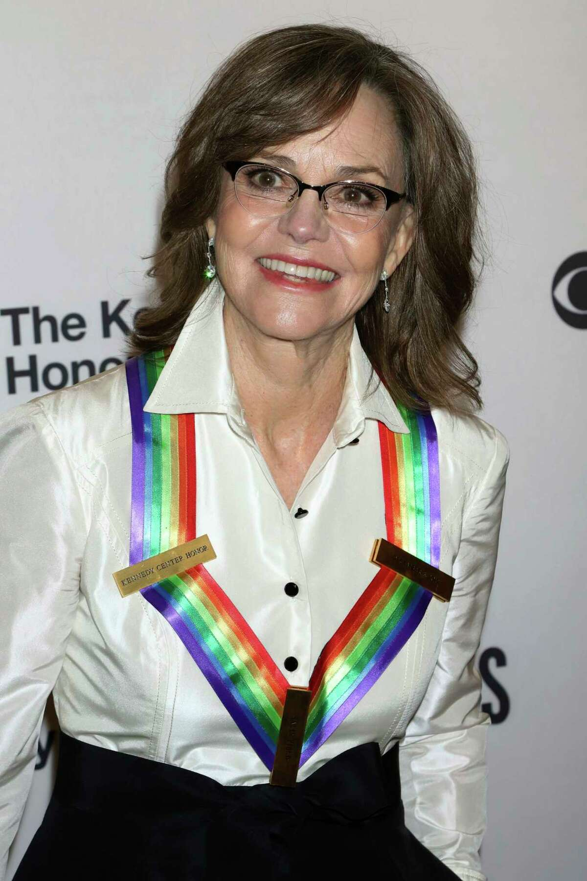 2019 Kennedy Center honoree Sally Field attends the 42nd Annual Kennedy Center Honors at The Kennedy Center, Sunday, Dec. 8, 2019, in Washington. (Photo by Greg Allen/Invision/AP)
