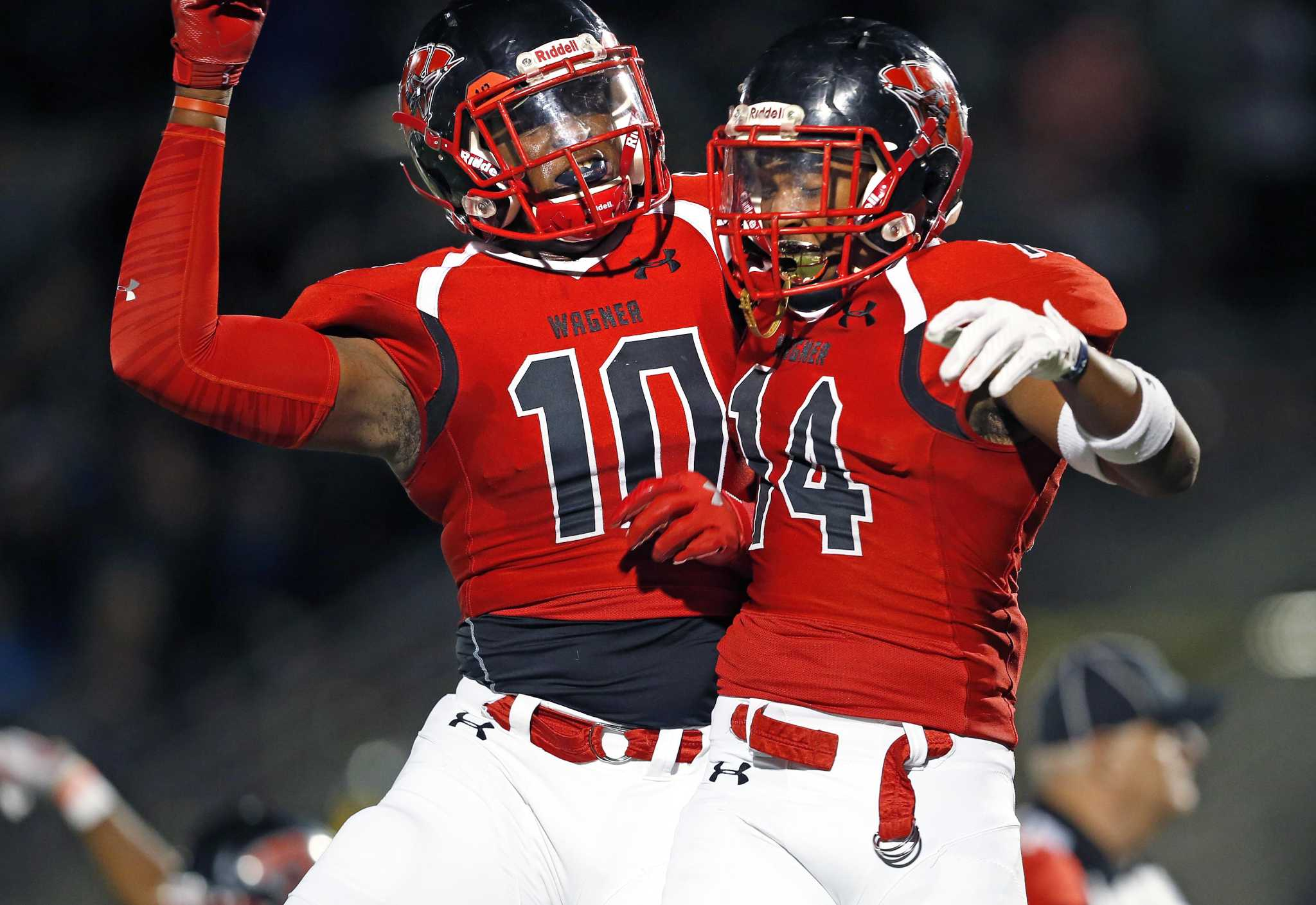 Football: Friday's high school results