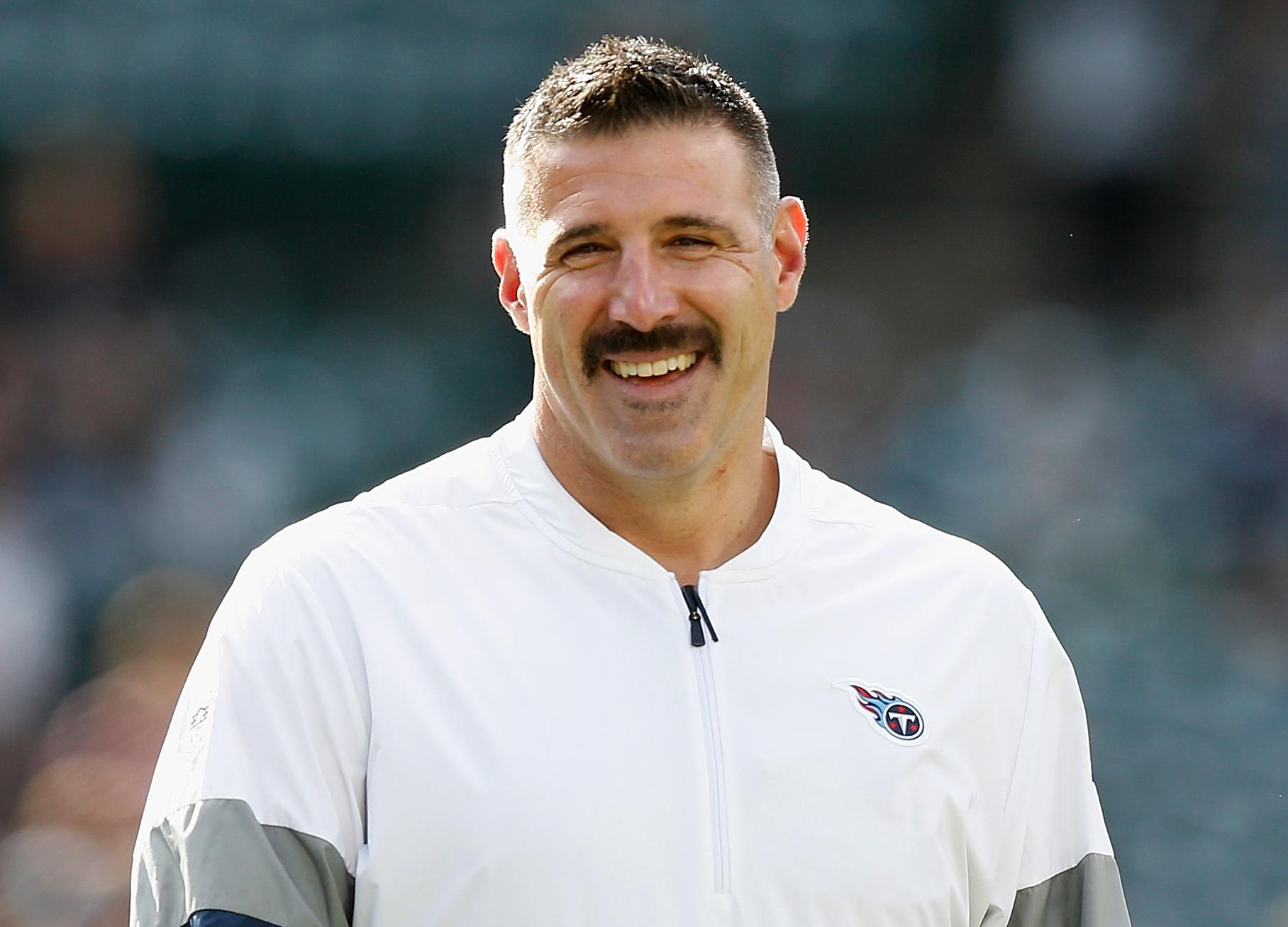 Texans' Bill O'Brien, Titans' Mike Vrabel not so chummy this week
