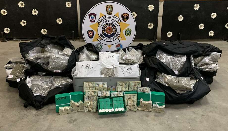 Undercover operations through the Fort Bend County Narcotics Task Force have resulted in the seizure of over $900,000 in illegal substances and drug assets. Photo: Courtesy Photo