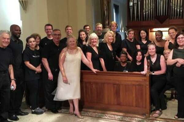 Pam Kuhn & The Angel Choir will perform for the Family Holiday Celebration for the Greenwich Retired Men's Association. The free program is Wednesday at the First Presbyterian Church, 1 W. Putnam Ave. Open to the public. Social break starts at 10:40 a.m., followed by performance at 11 a.m. For info, visit www.greenwichrma.org or contact info@greenwichrma.org.