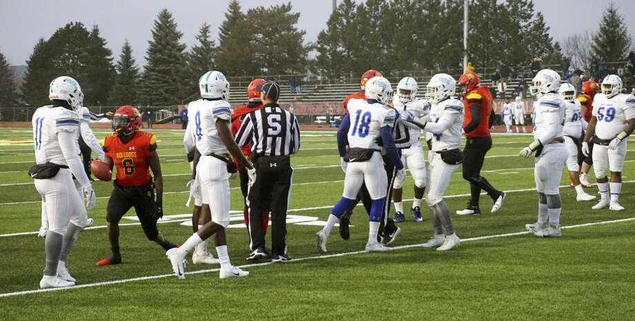 Here are some sights from inside and outside of Top Taggart Field during Ferris State's 28-14 D2 Semifinals loss to West Florida. Photo: Joe Judd