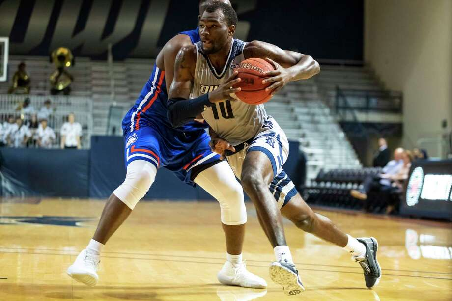 Rice guard Robert Martin finished with 21 points against Middle Tennessee on Sunday. Photo: Joe Buvid, Contributor / © 2019 Joe Buvid