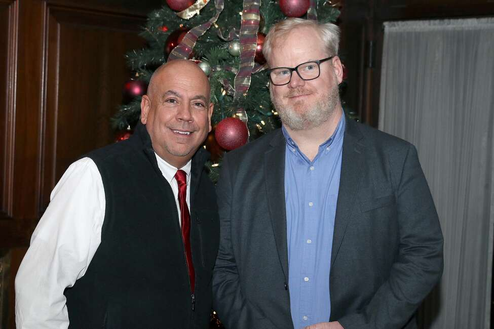 Were you Seen at the Prestige Services Inc. and Twin Bridges Waste & Recycling Holiday Party featuring a special performance by comedian Jim Gaffigan at Franklin Plaza in Troy on Saturday, December 14, 2019?