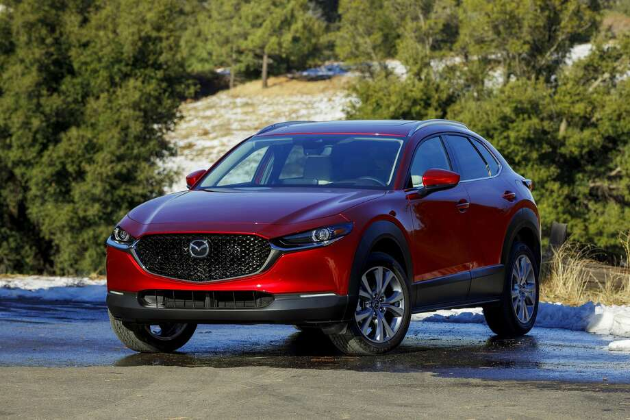 The starting MSRP, including destination, of the new 2020 Mazda CX-30 ranges from $22,945 to $30,645. Photo: Mazda / ALL RIGHTS RESERVED JAMESHALFACRE.COM