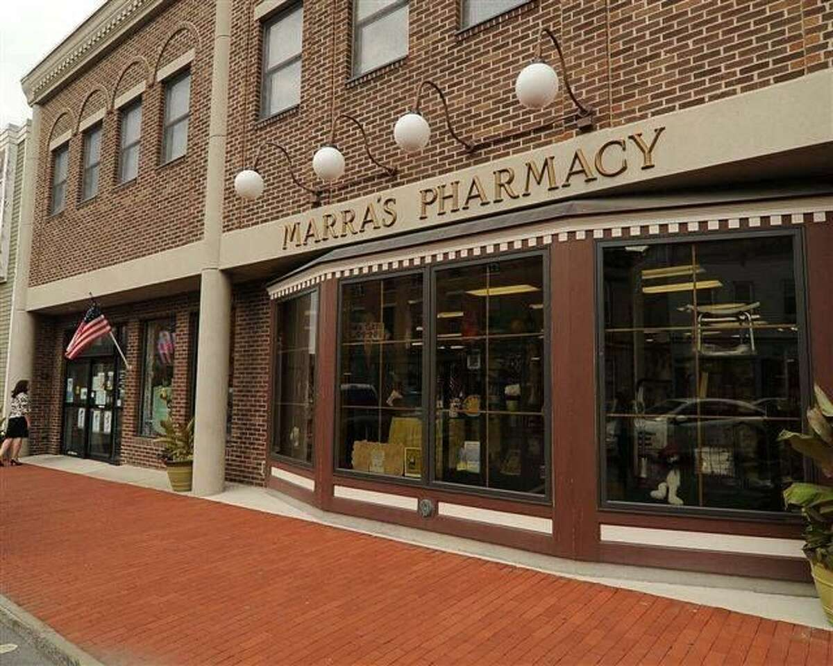 2. I am a third-generation owner of Marra's Pharmacy in Cohoes, which was started by my grandfather in 1931, continued by my Mom (Barbara McDonald) in 1970 and we stand here today 89 years young!