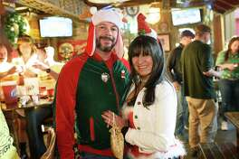Rice Village Christmas Crawl on Saturday, December 14, 2019
