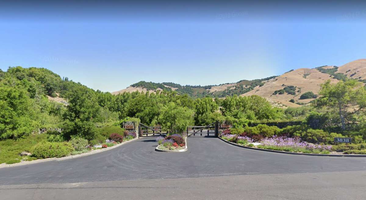 3838 Lucas Valley Road, where George Lucas plans to implement a new vineyard near Skywalker Ranch, is the subject of dispute among residents.