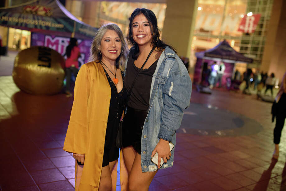 Fans at Toyota Center in Downtown Houston to see Cher in Concert on Sunday, December 15, 2019 Photo: Jamaal Ellis, Contributor / © 2019