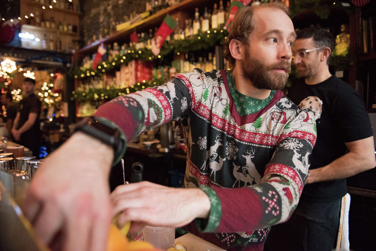 Francis Stansky has been the lead bartender at PCH since it opened its doors in 2016, and has been behind the bar for each of the last three Miracle runs.