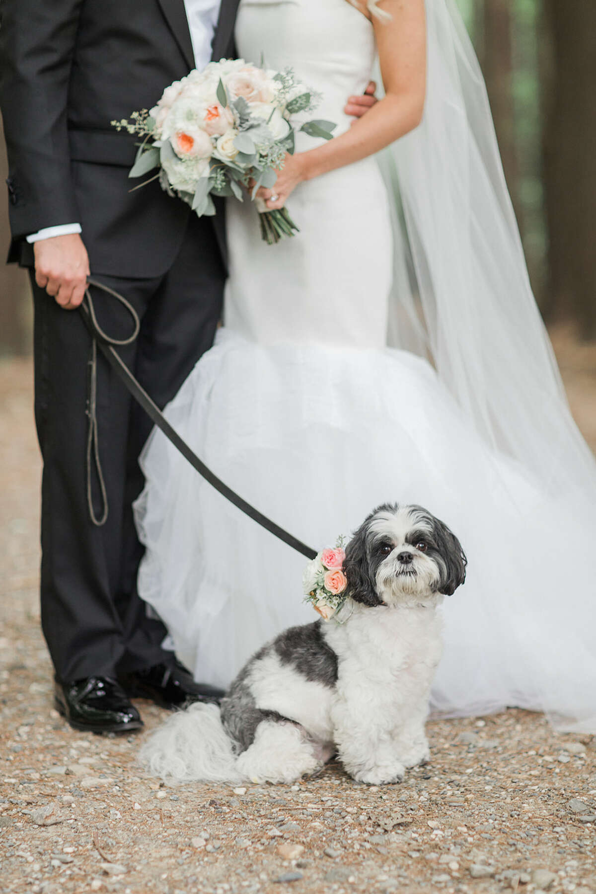 Want more local wedding coverage? Read the rest of Vow magazine's latest stories. (Photo by Dyanna Lamora Photography)