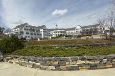 Exterior of the Sagamore Hotel on Lake George Tuesday, April 11, 2017 in Bolton Landing, N.Y. (Lori Van Buren / Times Union)