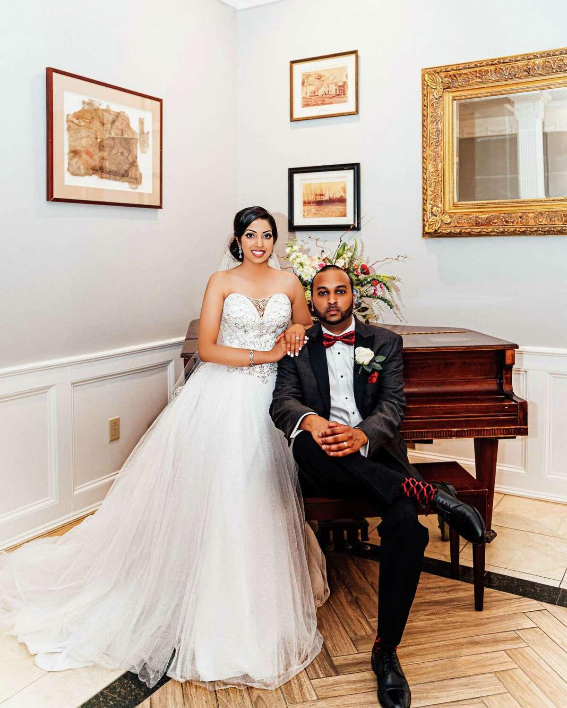 Eshana and Mike Boodram (Lamont Aulet)