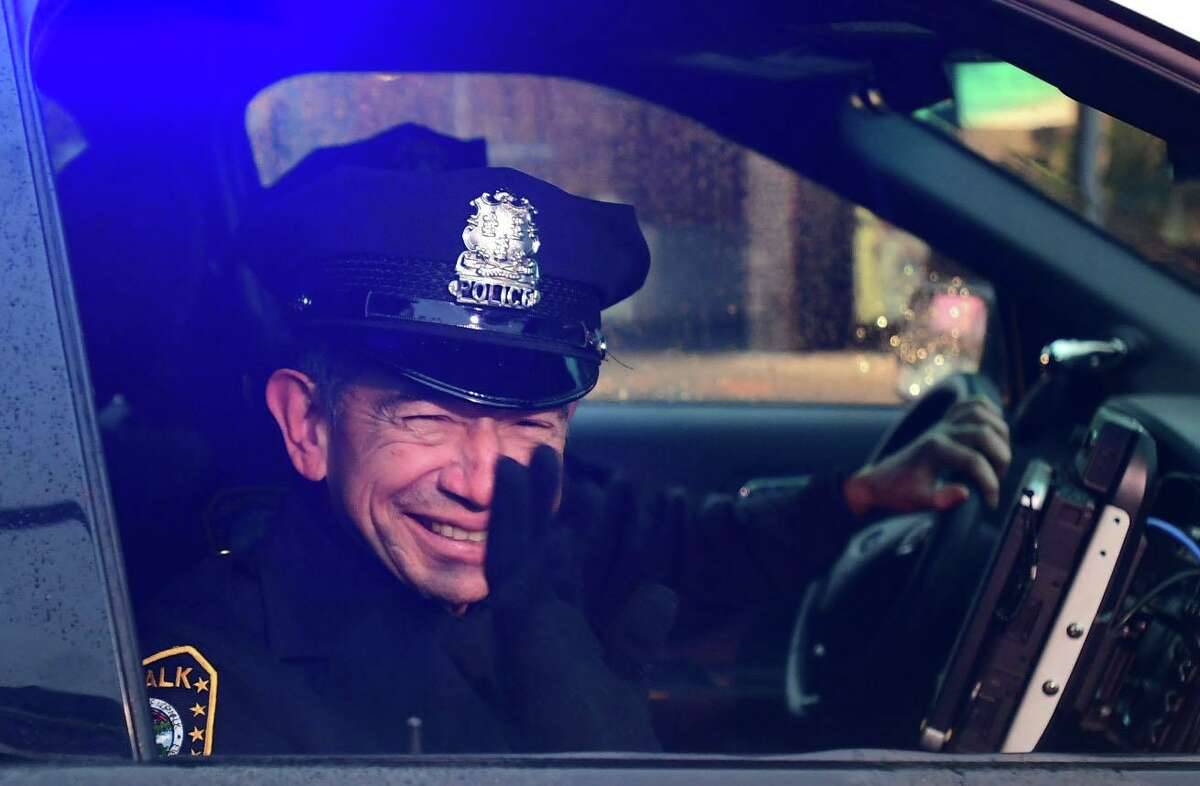 Popular Norwalk police Officer Cesar Ramirez, a 32-year member of the force, died in January but an attempt to name a portion of Chestnut Street after him was blocked by a city ordinance that is now set to change.
