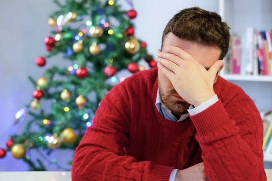 Experts say the holidays can be a stressful time for many. (Courtesy photo)