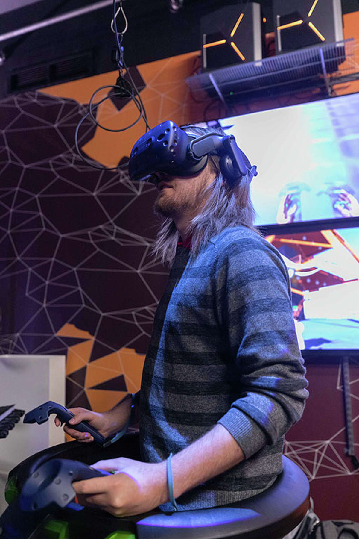 Houston Community College opened a virtual reality lab at its West Loop campus.