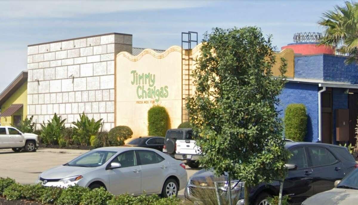 23. Jimmy Changas2504 Gulf Freeway S, League CityTotal receipts: $75,343