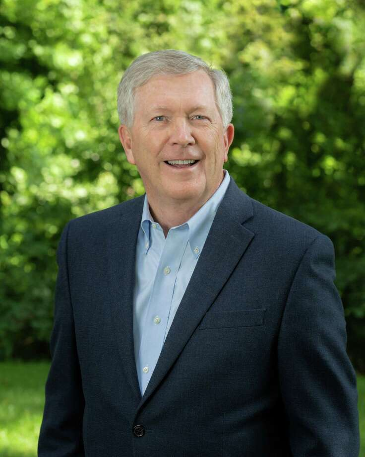 Pictured is New Canaan First Selectman Kevin J. Moynihan. Photo: Contributed Photo