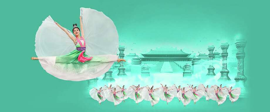 Shen Yun, featuring one of the world's oldest art forms — classical Chinese dance, is at The Palace Theatre in Stamford Dec. 25-27. Photo: Palacestamford.org