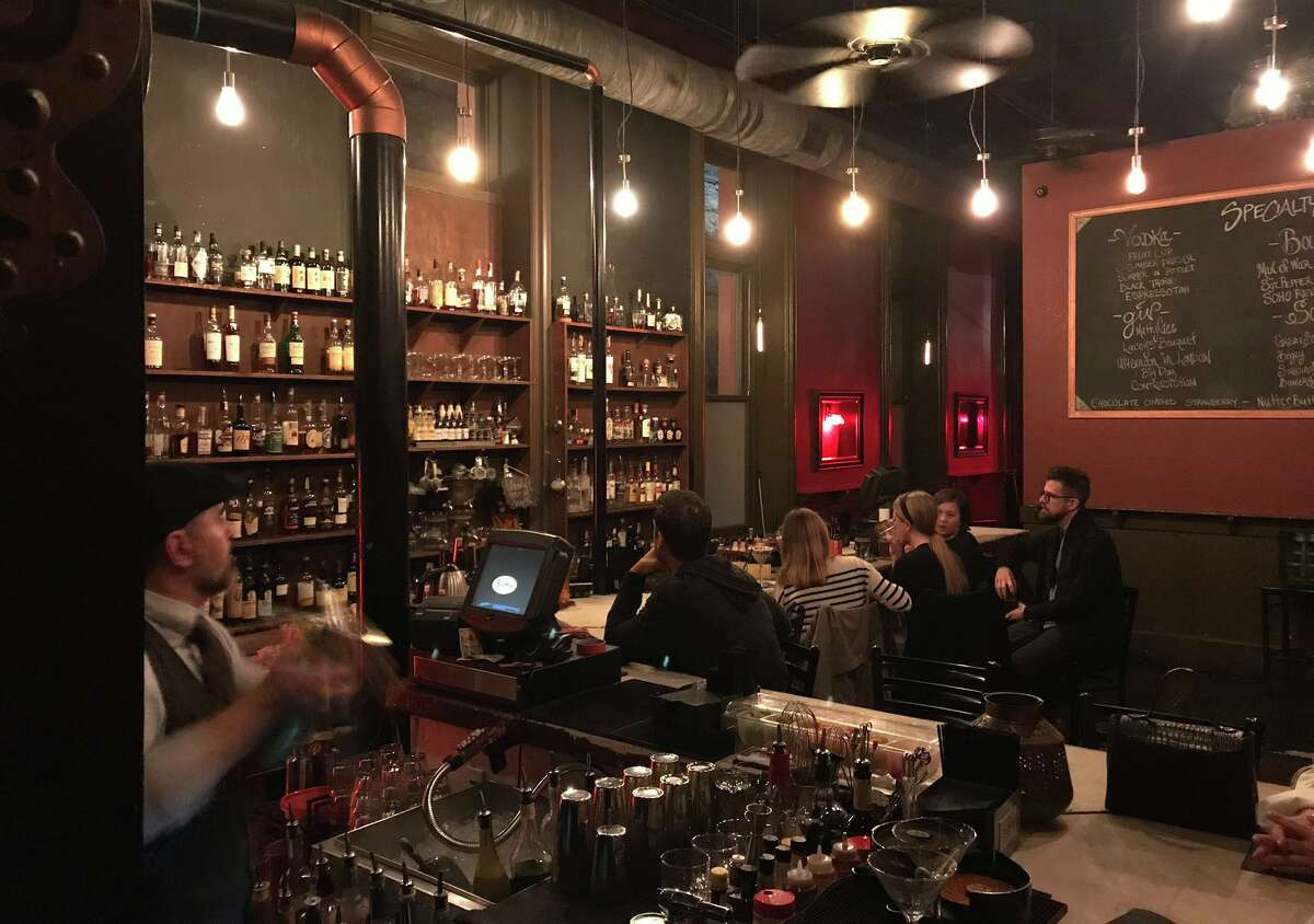 SoHo Wine & Martini Bar is seeking bankruptcy protection. The Texas Comptroller of Public Accounts says the bar owes more than $600,000 in past due taxes.