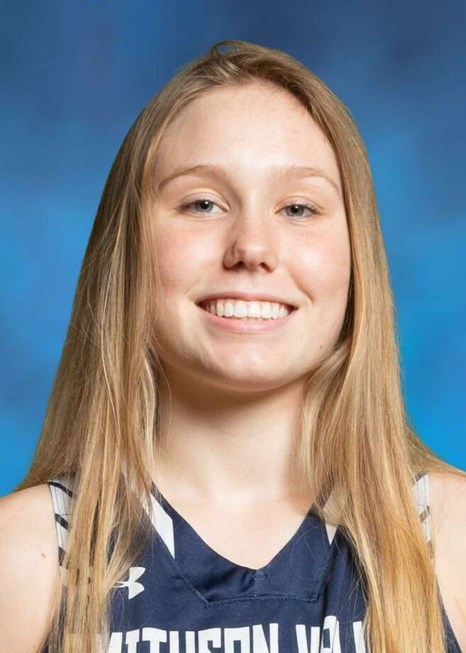 Gabby Elliott is a sophomore forward for Smithson Valley Photo: Courtesty
