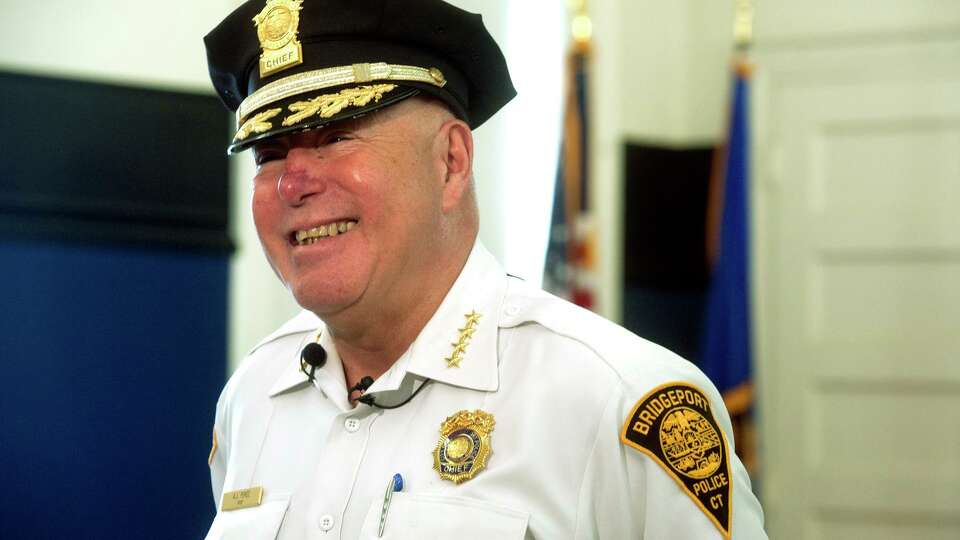 Police Chief Armando Perez is Bridgeport's top municipal earner for 2019